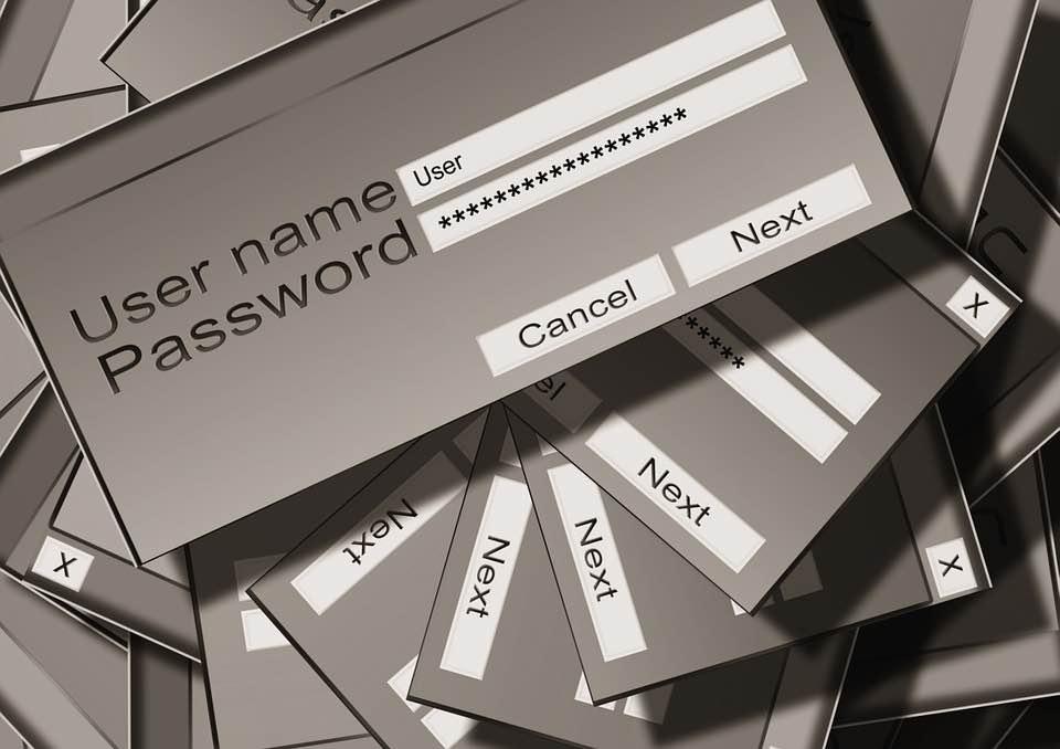 Hosting Password