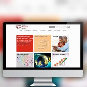 Space Business Portal